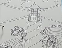 Sketchbook Lighthouse