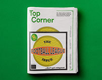 Top Corner Magazine - Issue 06