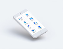 Icons for web & mobile app