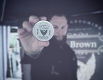 Packaging produits - Mr. Brown Beard Grooming