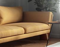 Panini sofa