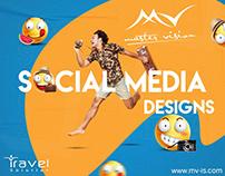 Travel solutions social media