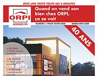 "ORPI rfi - flyer "" Estimation """