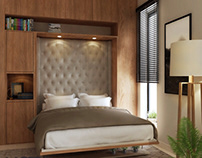 Home Office & Guest Room in Sunway Eastwood Residences