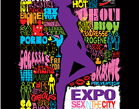 Exposition Sex In The City - Direction de Production
