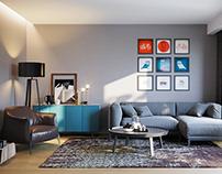 Living Room, SG