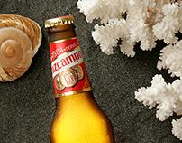 Cruzcampo Beer