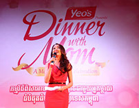 "Yeo's Cambodia Facebook ""Dinner with Mom"" videos"