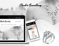 E-commerce | Webdesign | Shop | Jewellery
