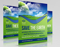 Environment / ECO Flyer Vol.3