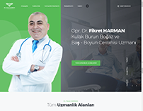 Opr. Doktor Fikret HARMAN Web Sitesi