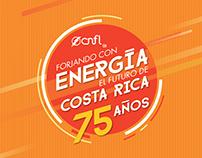 Concept: 75 aniversario CNFL