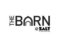 The Barn Logo at SALT
