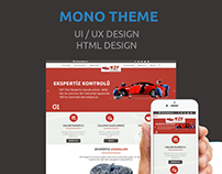 HZF Auto Website Design