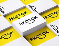 Логотип для Якотак / Logo Design