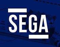SEGA Rebrand