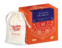 YogaBars - Limited Edition Festival Box for Diwali
