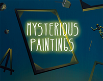 Mysterious paintings