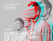 """""""COMO HABLAR DE COSAS QUE NO EXISTEN"""" 2015"""