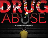 SAF Anti-Drug Abuse Campaign Poster