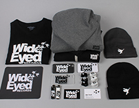 Wide-Eyed Branding and Merchandise