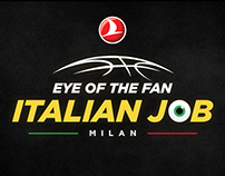 TURKISH AIRLINES - EYE OF THE FAN ITALIAN JOB