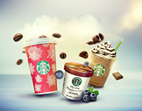 Starbucks Visual