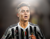 RETOUCH For (dybala)