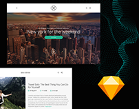 Balsam - Free Web Template Design