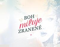BOOK - Christa Black - Boh miluje zranené (Slovak)