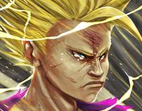 Dragon Ball - 2016~2017 Illustrations