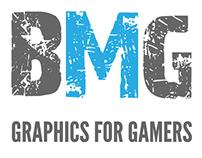 BMG Gamers Logo Design
