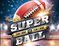 Super Ball Flyer