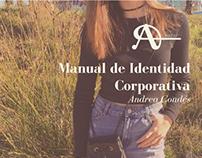 Manual Identidad Corporativa || Andrea Condés