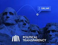 Political Transparency - UI/UX