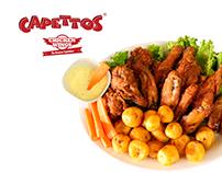 Menu Restaurante Capettos