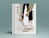 Uma: Fashion Editorial & Hand Lettering