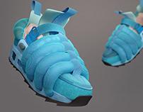 X-PAND - laceless sneaker