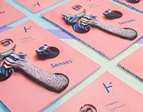 A-magazine | Senses Issue