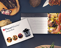 FlavorMaster Recipe Book