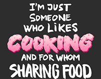 Someone who likes cooking