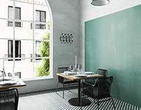 Modern Café