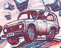 Lada Niva (Motorgráfico Fanzine)