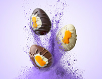 Hotel Chocolat Easter 2019 Campaign