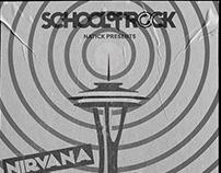 CONCERT POSTERS / SCHOOL OF ROCK