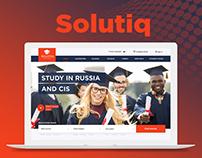 High schools catalog responsive website