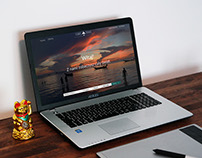Laptop mockup - free download