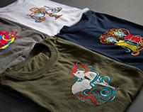 Creative Zodiac T-shirt Designs