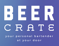 Beer Crate - Your personal bartender at your door