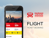 Flight Ticket Booking Redesign
